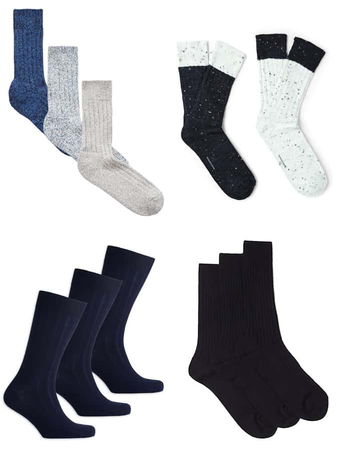 The Best Wool Socks For Men