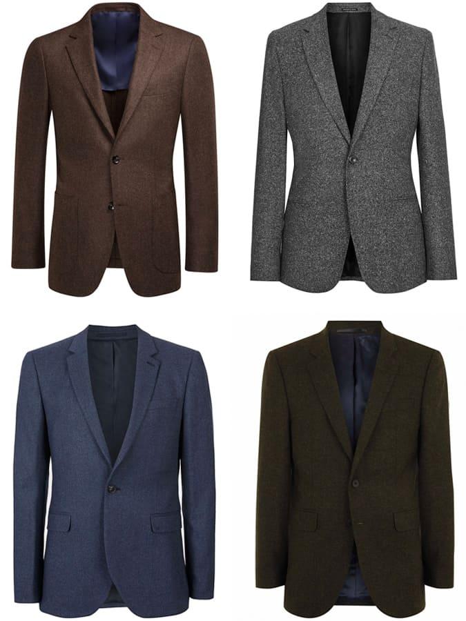The Best Wool Blazers For Men