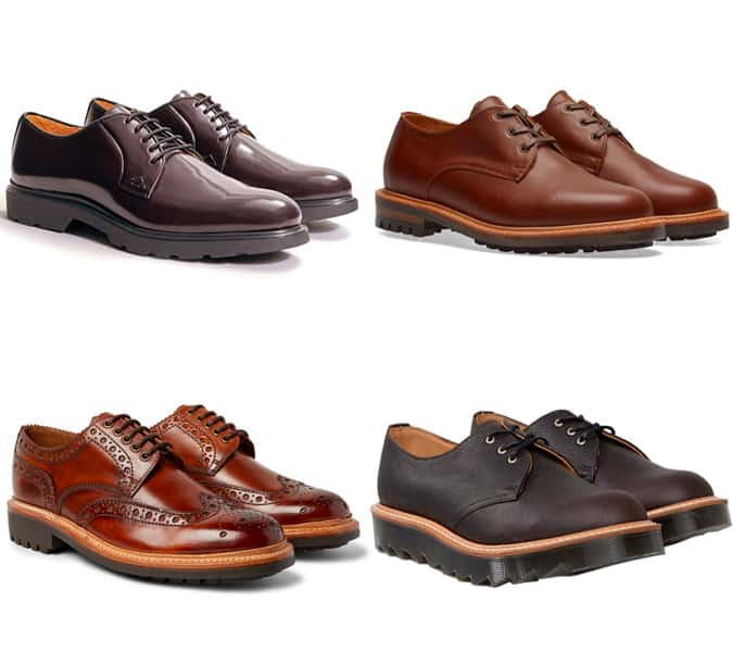 the best thick soled shoes for men