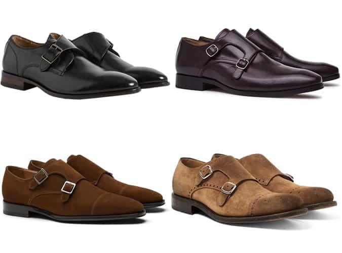 The Best Monk Strap Shoes For Men