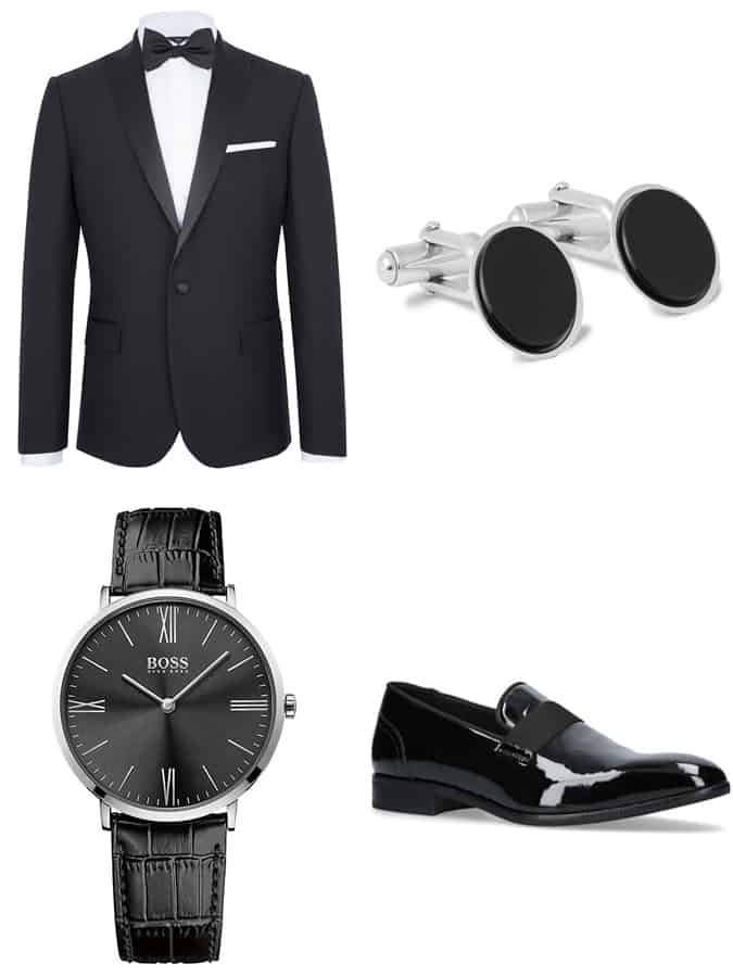 How To Match Your Cufflinks With Your Suit