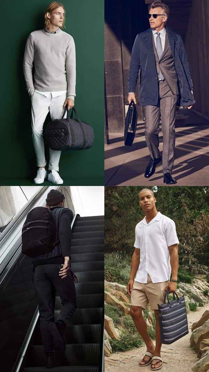 How to pick the right bag for the occasion