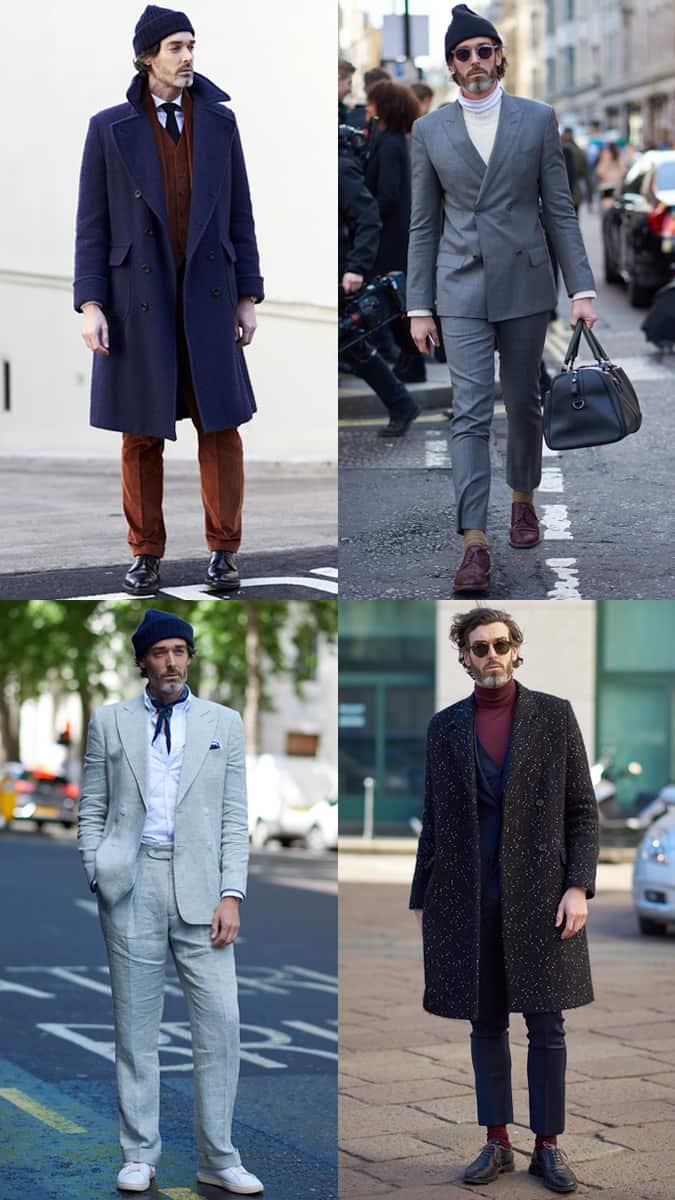 Richard Biedul Street Style