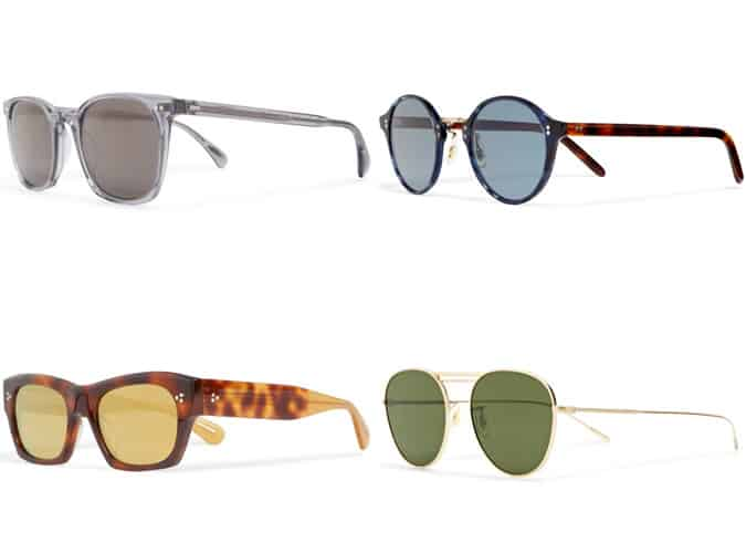 The Best Oliver Peoples Sunglasses