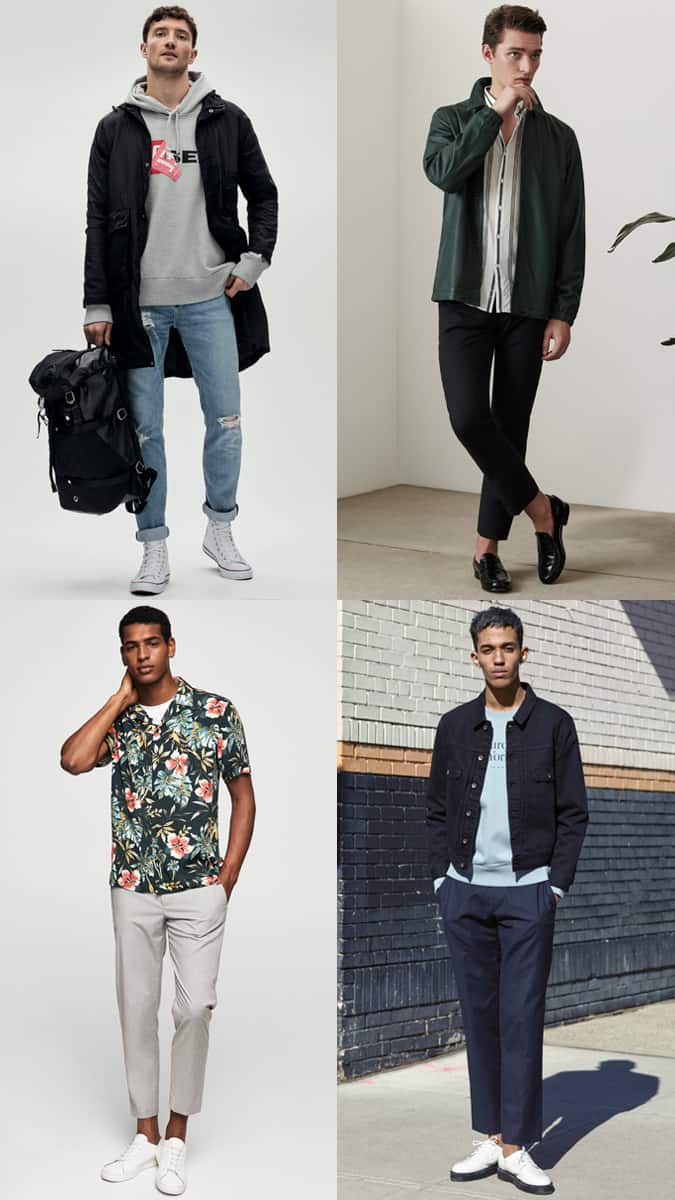 Trends In Casual Dress For Men