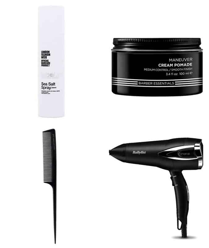 Best Products For A Side Parting Men