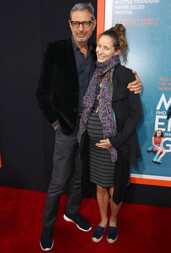 Jeff Goldblum's Best Looks