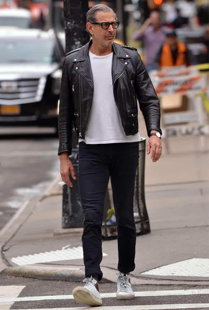 Jeff Goldblum Best Outfits