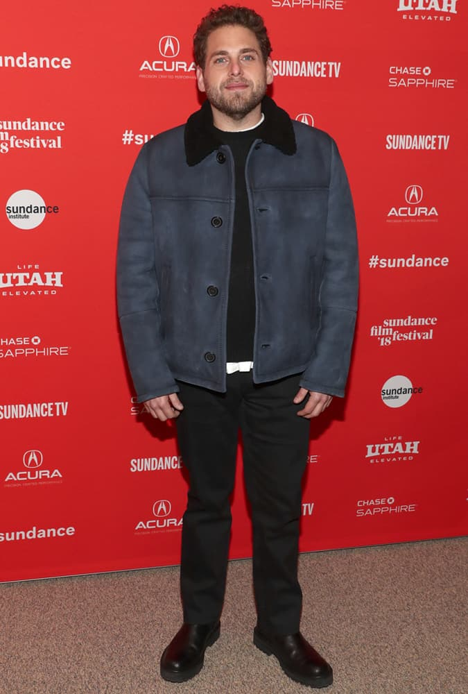 Jonah Hill Best Outfits