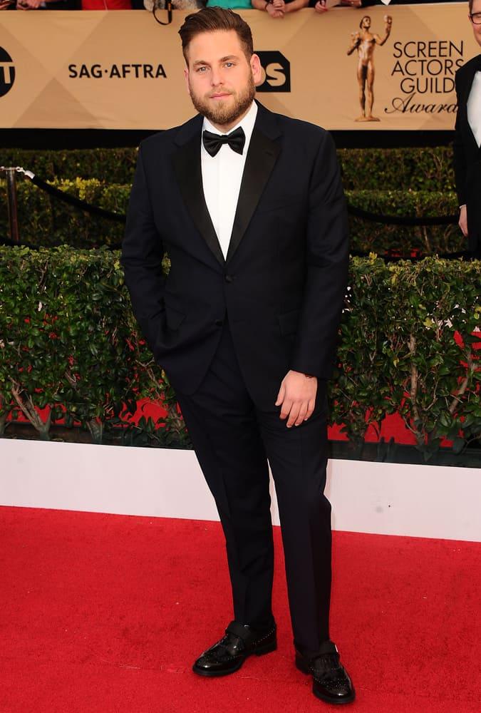 Jonah Hill Tuxedo