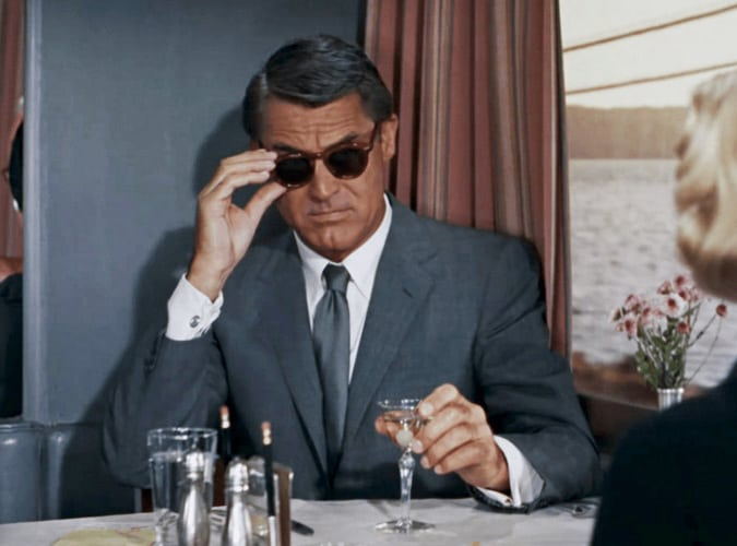 Cary Grant In North By Northwest