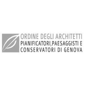ORDINE DEGLI ARCHITETTI GENOVA