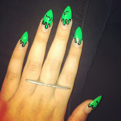 Cute Fake Nail Designs