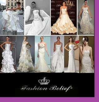 different types wedding dresses   Fashion Belief different types wedding dresses