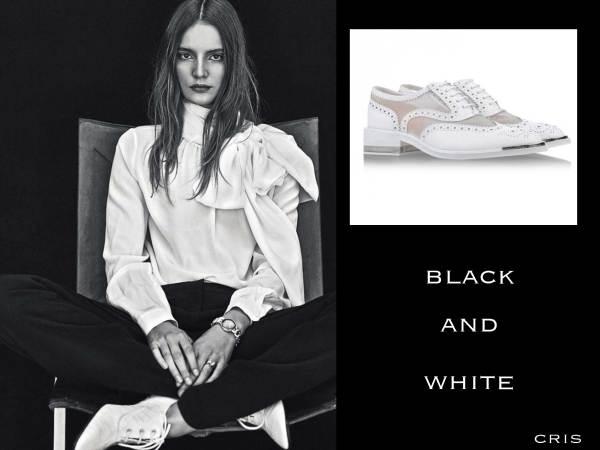 classico black and white