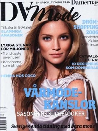 DV Mode våren 2006