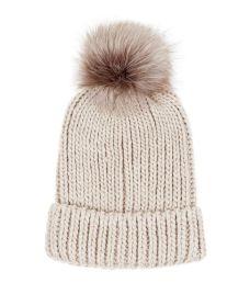 mink-faux-fur-pom-pom-beanie-hat