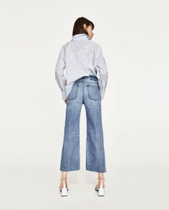 Jeans trapeses pants