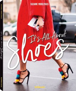 Suzanne Middlemass- It's all about shoes
