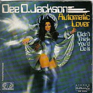 Dee D Jackson  Automatic lover