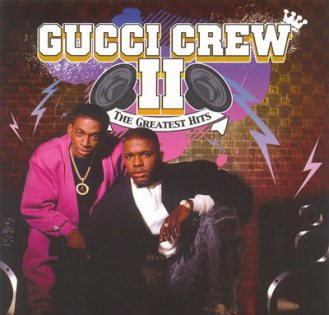 gucci crew greatest hits musica anos 80 90