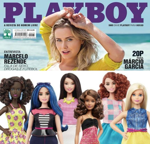 Barbie Real X Playboy