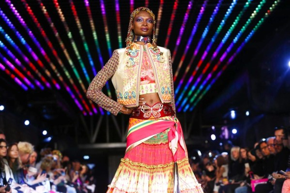 Manish Arora Fashion Show, Ready to Wear Collection Spring Summer 2016 in Paris