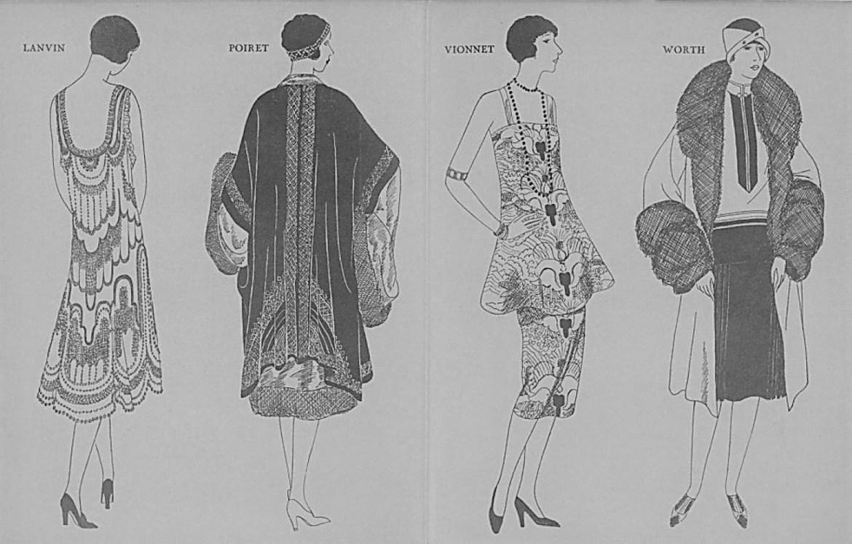 Modelos de vestido dos anos 20