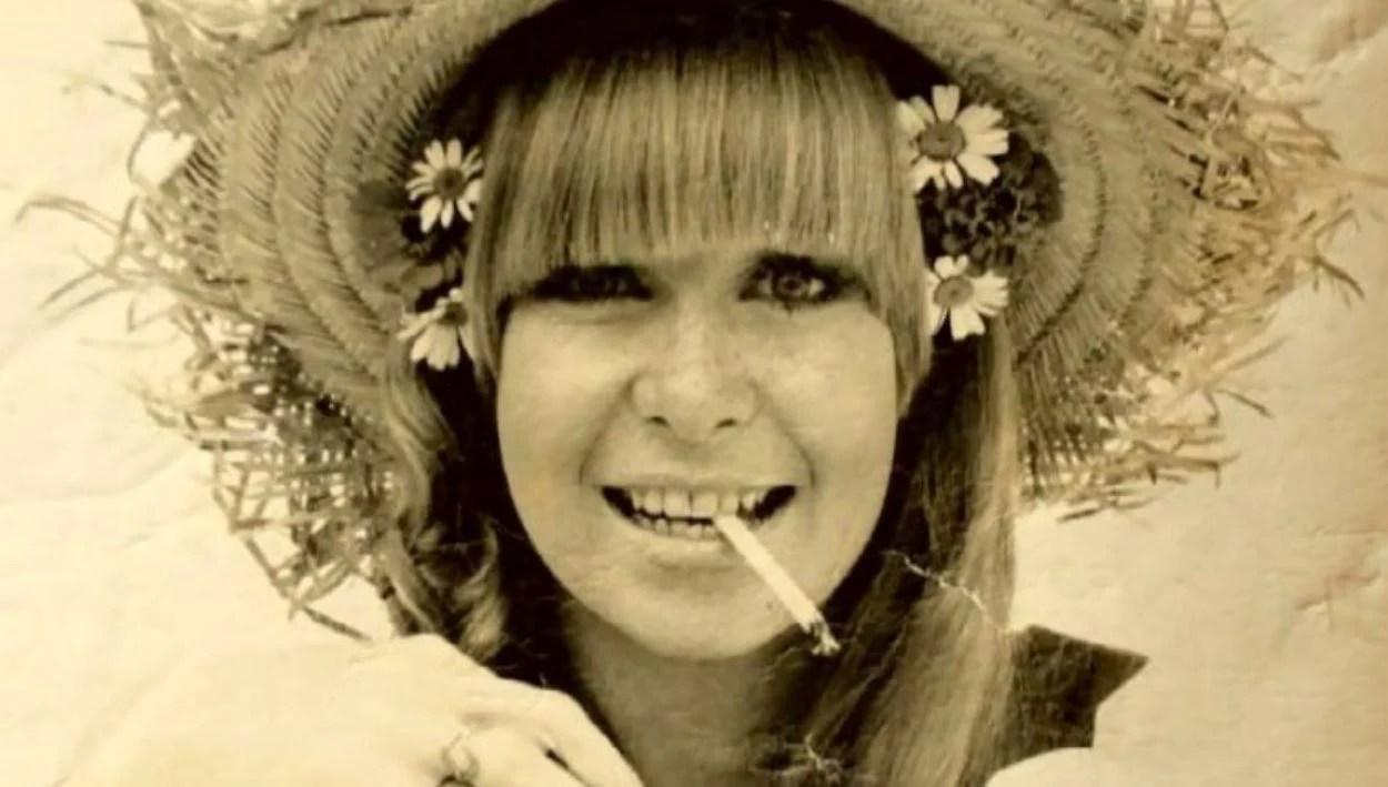 Rita Lee nos anos 60