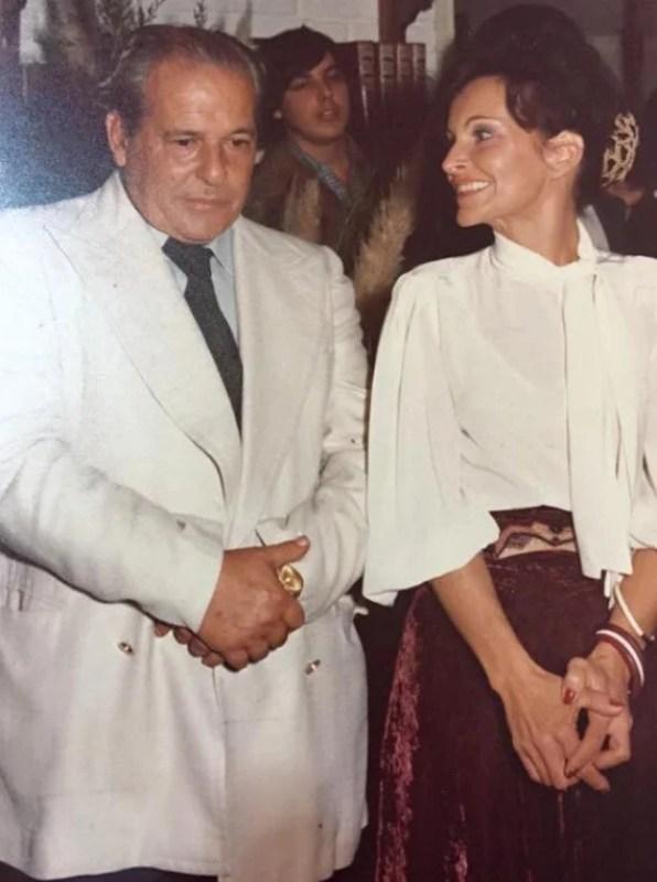 Jango e Maria Thereza Fontella Goulart, durante o exílio no Uruguai.