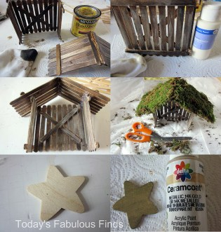 Craft Stick Nativity 8-Today's Fabulous Finds