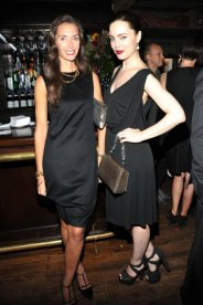 calvin-klein-collection-w-s11-post-show-dinner-091610-chantecaille+george_ph_mcmullan, patrick_11340