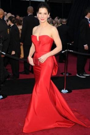 Oscar 2011 Sandra Bullock