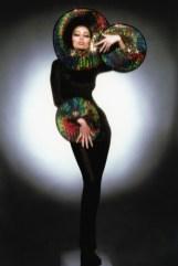 Vestido Pierre cardin 1992