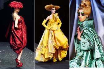 John Galliano for Christian Dior.