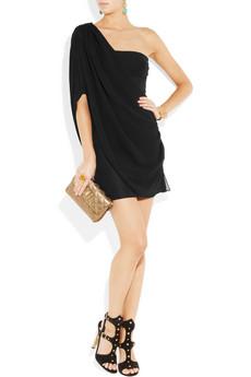 vestidos curtos pretos 33