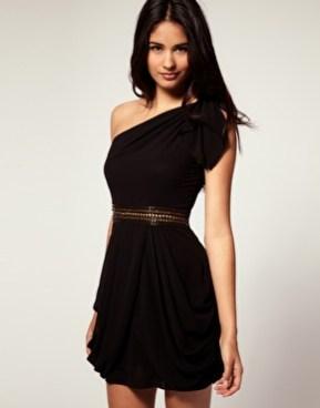 vestidos curtos pretos 42