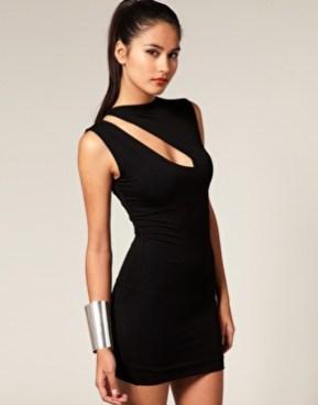 vestidos curtos pretos 52