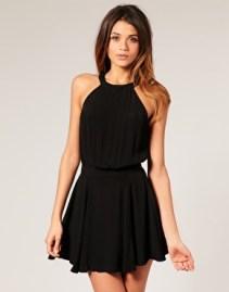 vestidos curtos pretos 55