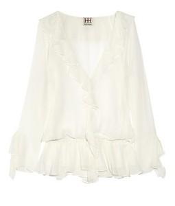 Camisa branca 2012