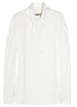 Camisa branca Yves Saint Laurent