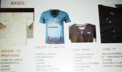 Camisetas do Inverno 2012