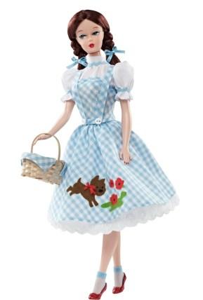 barbie mágico de oz