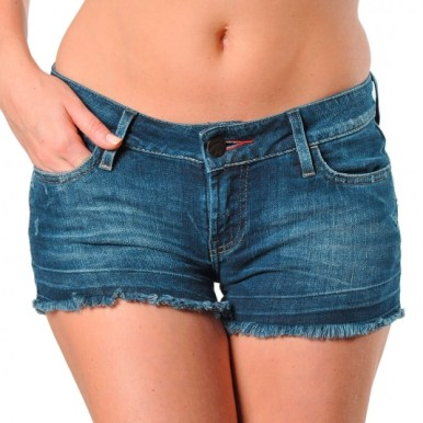 shorts carmim CURTIS LY SILVER R$137,50