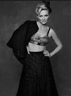The Little Black Jacket de Chanel revivida por Karl Lagerfeld 6544