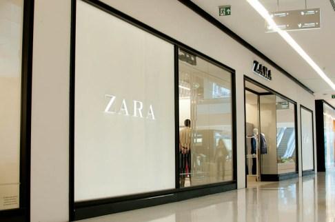 Loja Zara 2