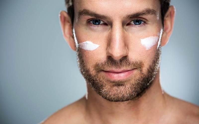 maquiagem masculino