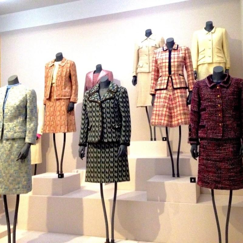 criações originais de Coco Chanel