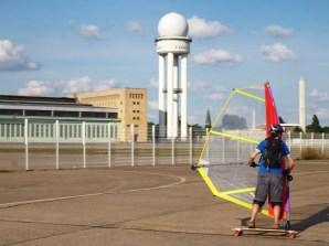Berlim empelhof - wind skate 2