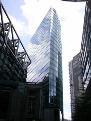 Berlim nova arquitetura moderna 1